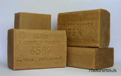 хозяйственное мыло для лица: как и зачем применять