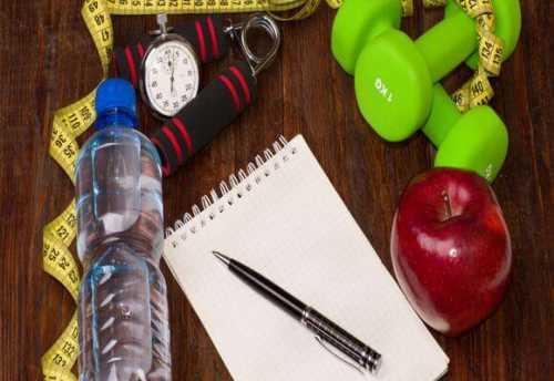 распорядок дня для здорового образа жизни: пример