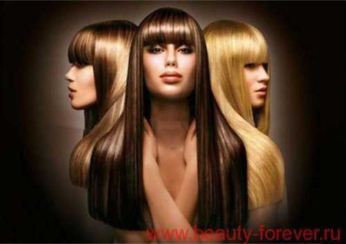 кератиновое выпрямление и восстановление волос и бровей