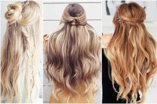 прически на каждый день для разной длины волос, советы по созданию
