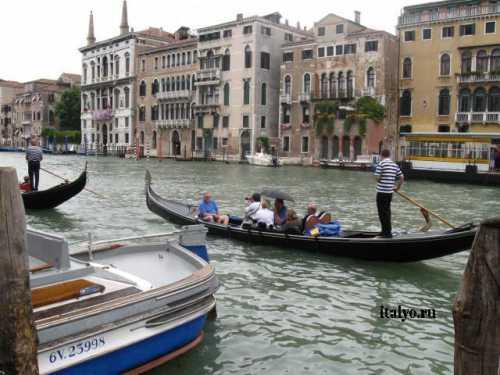 венеция уходит под воду: вот новые фото с места событий